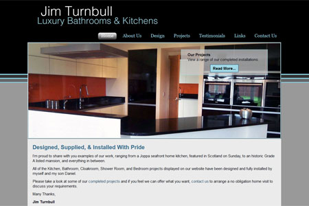 Jim Turnbull Luxury Bathrooms & Kitchens