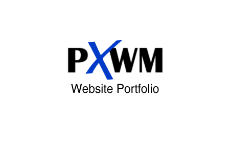 Websites we have designed and managed for our business web management clients.