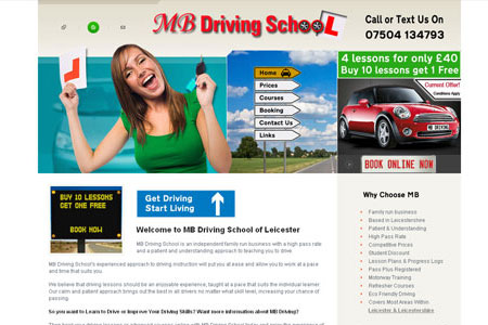 MB Driving School