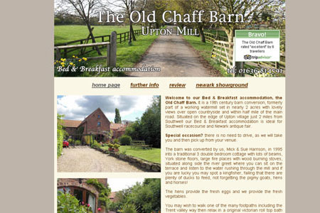 The Old Chaff Barn