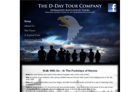 The D-Day Tour Company